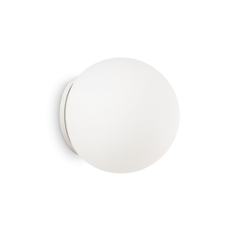 Wall lamp MAPA BIANCO AP1 D20 White