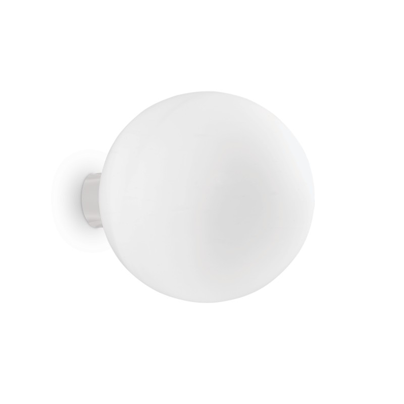 Wall lamp MAPA BIANCO AP1 D30 White