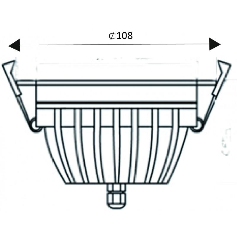 Ceiling lamp CIMIC - LED