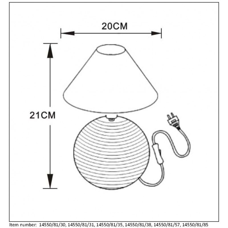 Table lamp KADDY