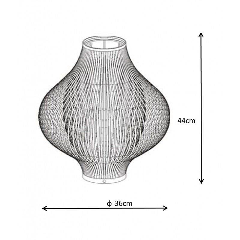 Table lamp POLI