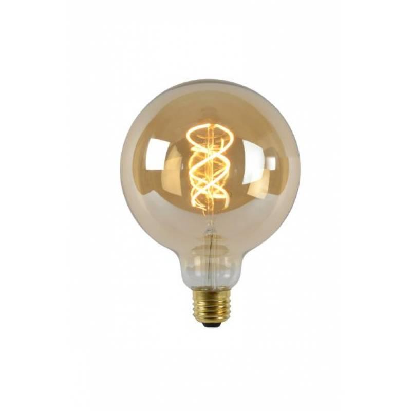 LED Bulb E27, Ø 12,5 cm