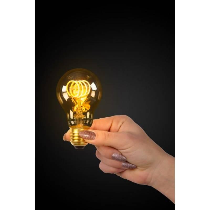LED Bulb E27, Ø 6 cm