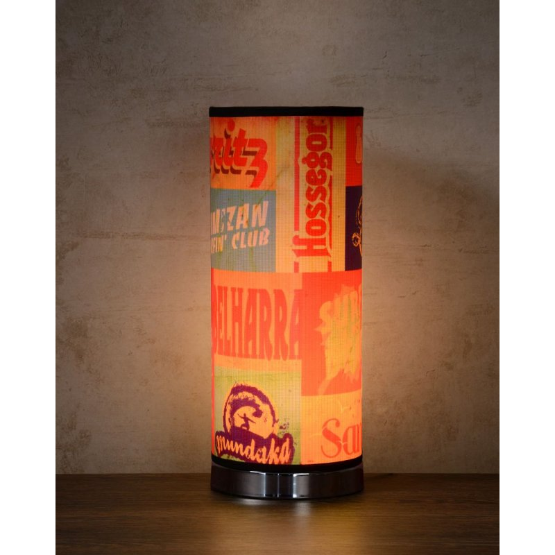 Table lamp N.Y BRONX