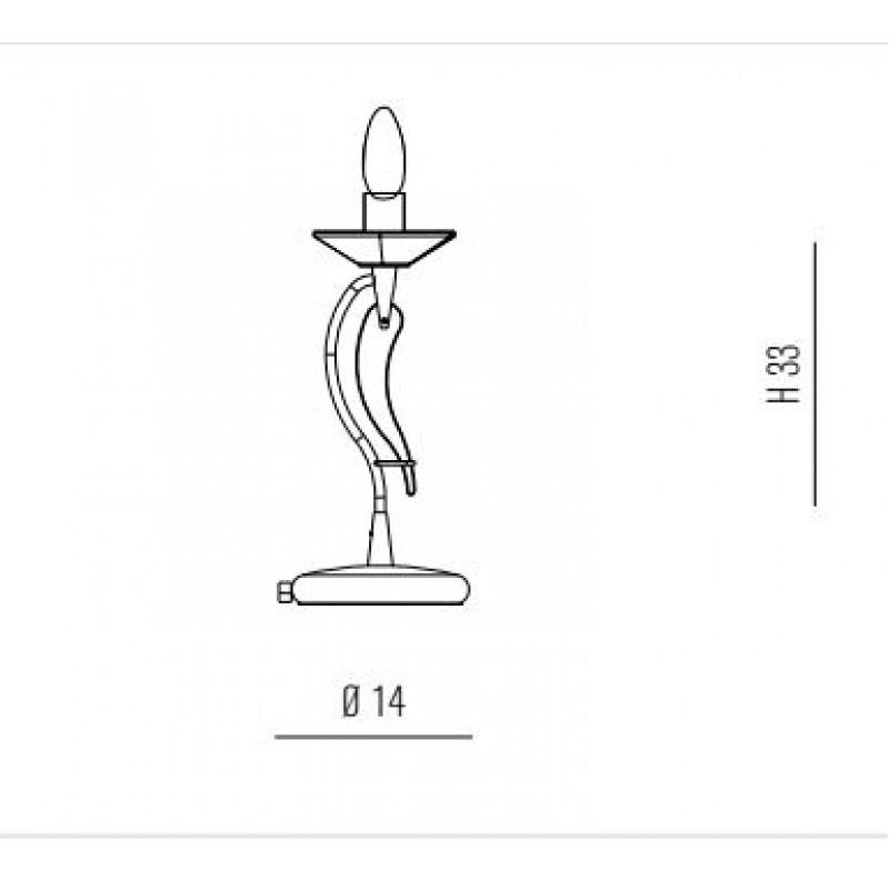 Table lamp ICARO