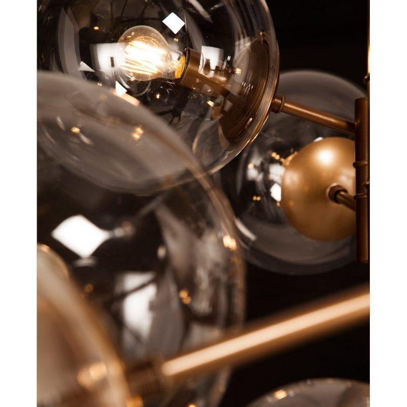 Pendant lamp GLOBAL Ø 150 cm