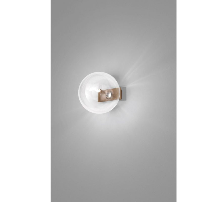 Wall lamp ESTRO Ø 20 cm