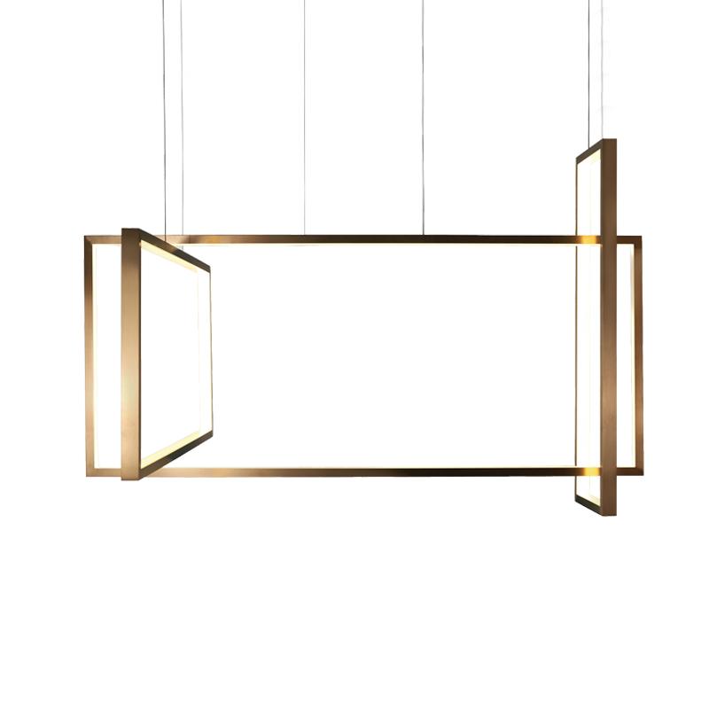 Pendant lamp Frame