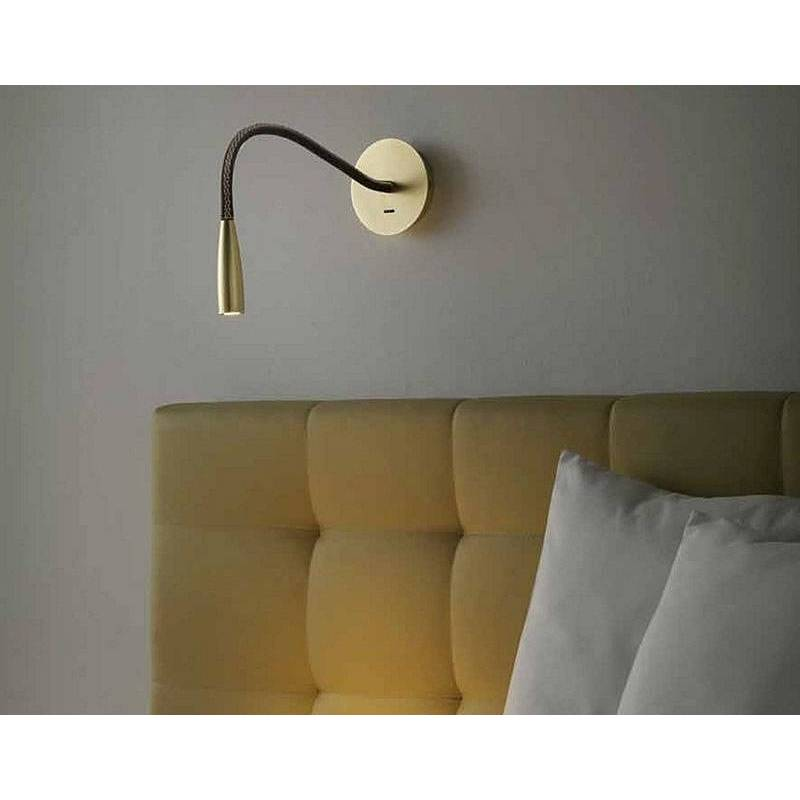 Wall lamp Flexi Leather