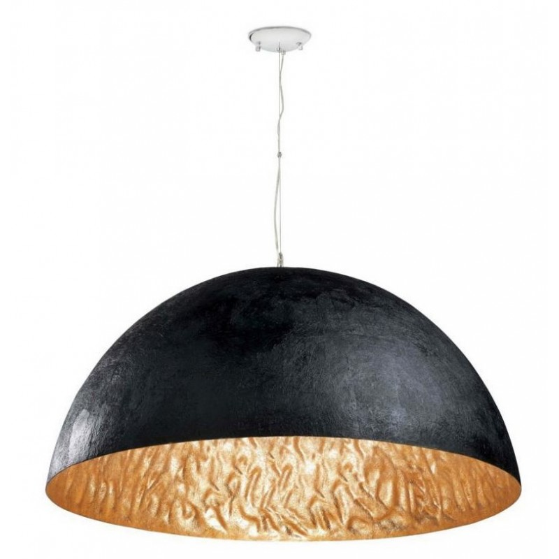 Pendant lamp MAGMA BLACK Ø 70 cm