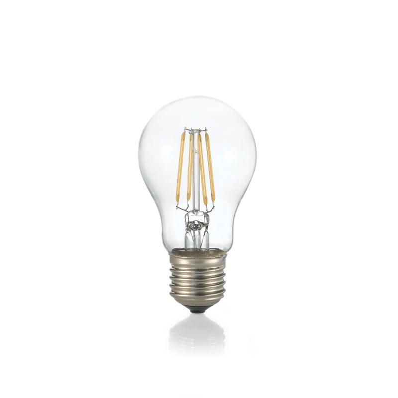 LED Bulb CLASSIC CLASSIC E27 4W GOCCIA TRASPARENTE...