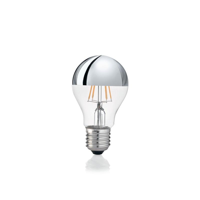 LED Bulb CLASSIC E27 8W GOCCIA CROMO 3000K