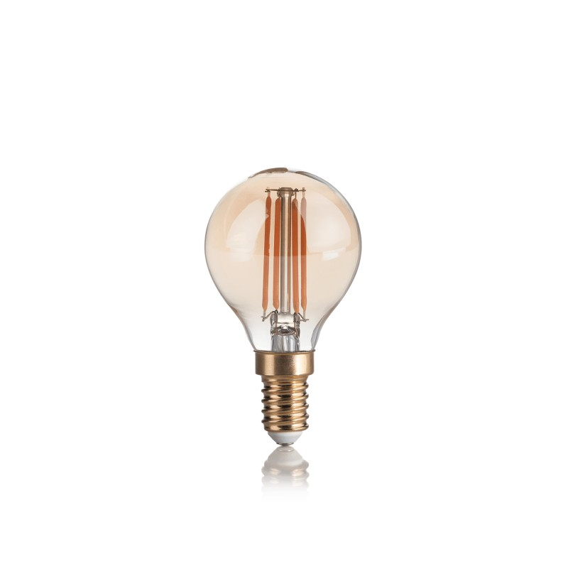 LED Bulb CLASSIC VINTAGE E14 4W SFERA
