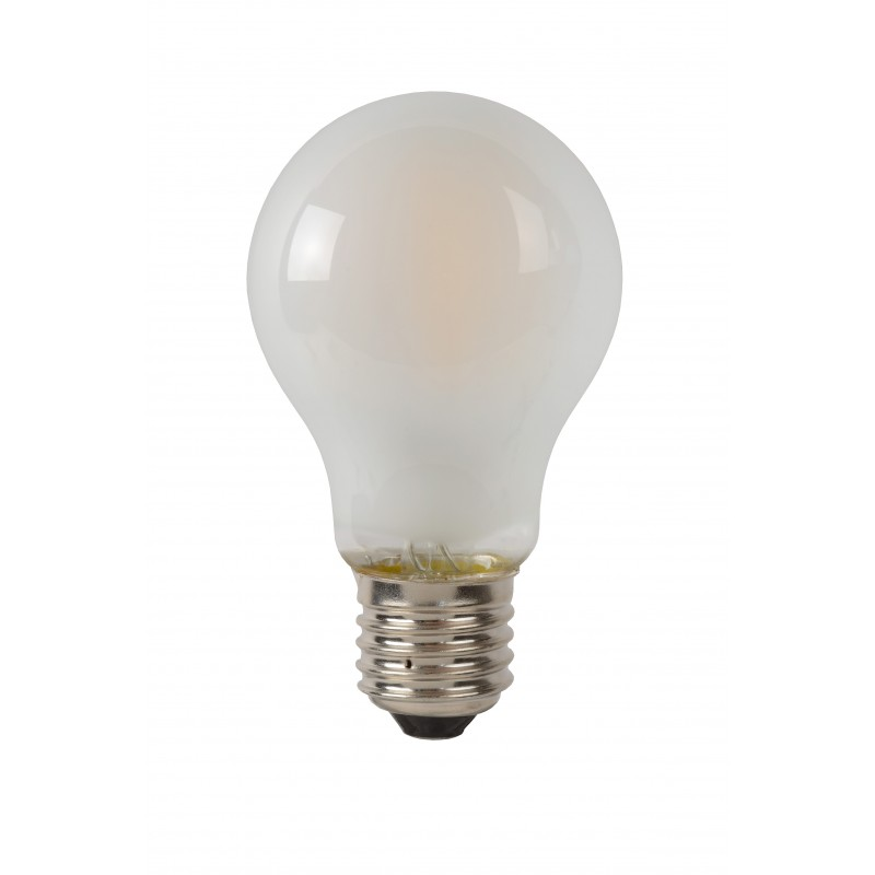 LED Bulb E27, Ø 6 cm - frosted