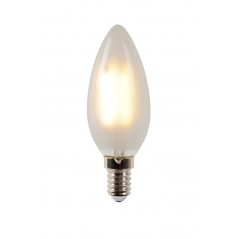 LED Bulb E14, Ø 3,5 cm - frosted