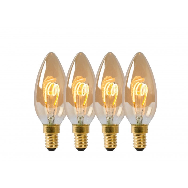 LED Bulb Ø 3,5 cm - Set of 4
