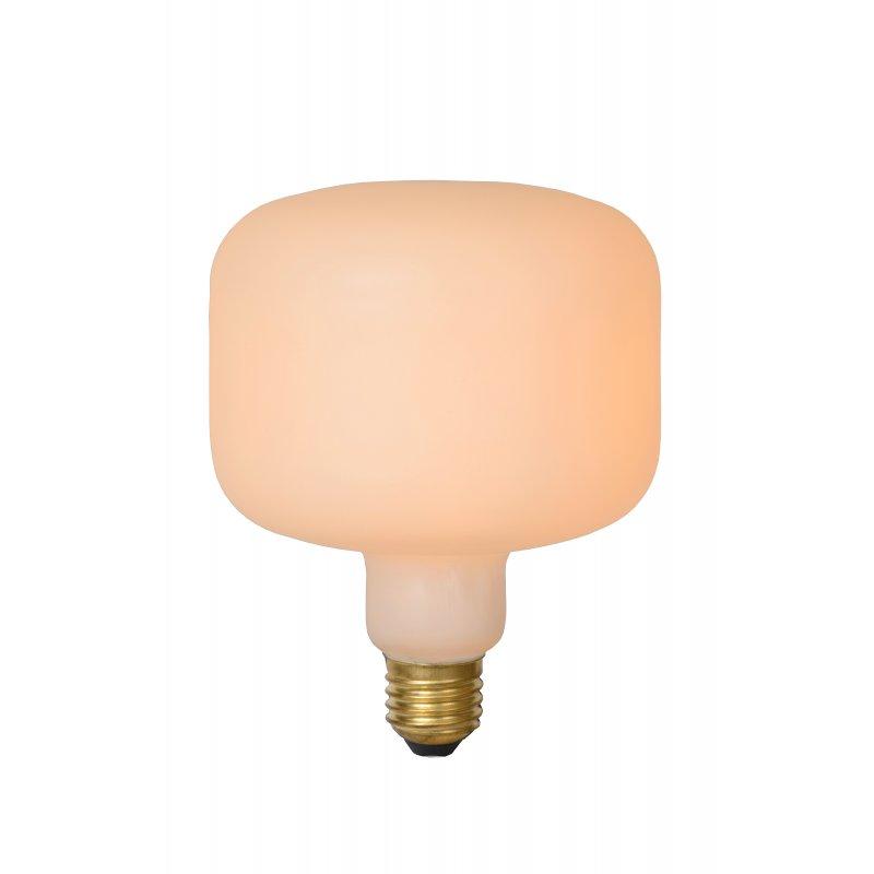 LED Bulb E27, Ø 11,8 cm - Opal