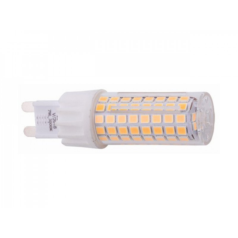 LED G9 7W<60W 700lm 3000K