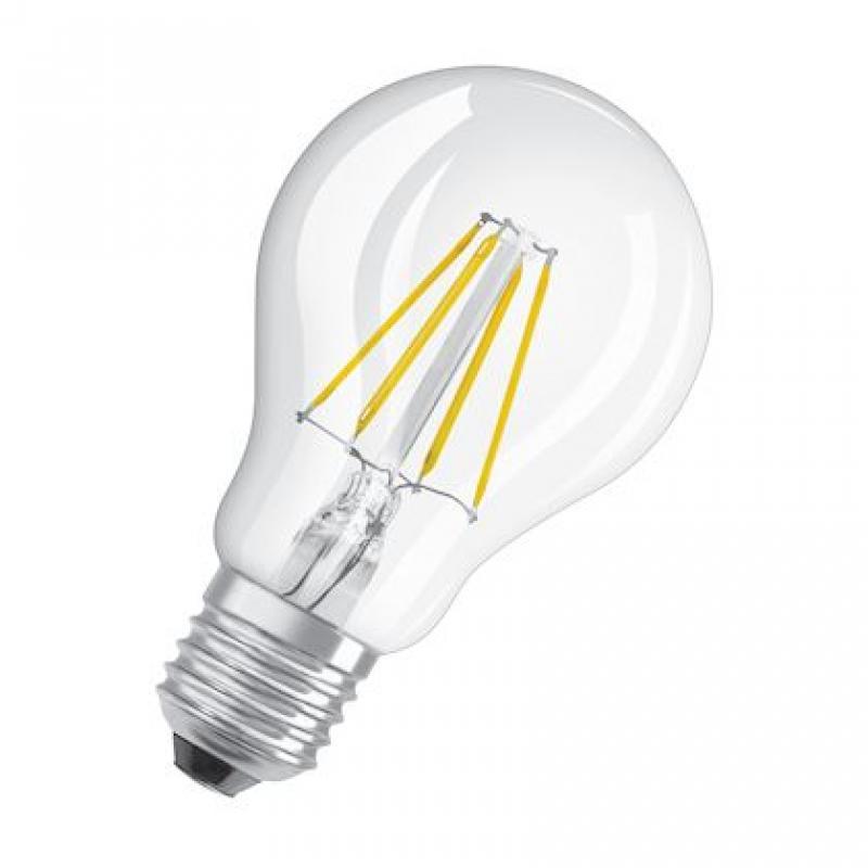 OSRAM LED 4W<40W 470lm 2700K