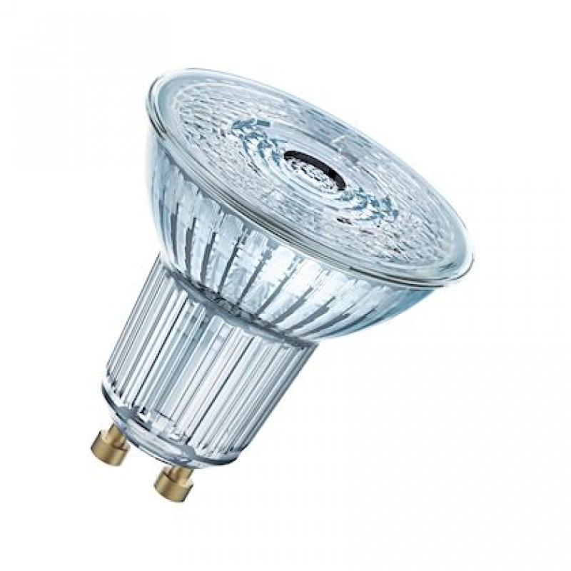 OSRAM LED 4,3W<50W 350lm 2700K 36°