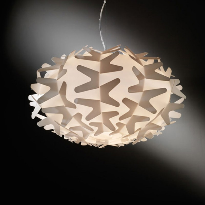 Pendant lamp CACTUS Gold