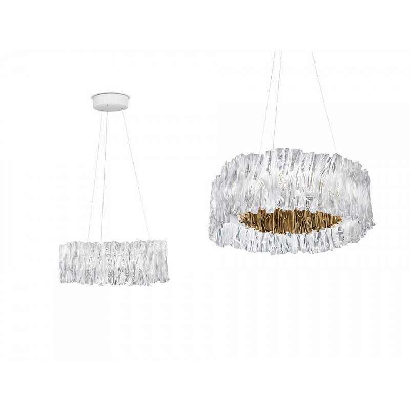 Pendant lamp ACCORDEON GOLD