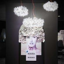 Pendant lamp CLIZIA MAMA NON MAMA Ø 78 cm