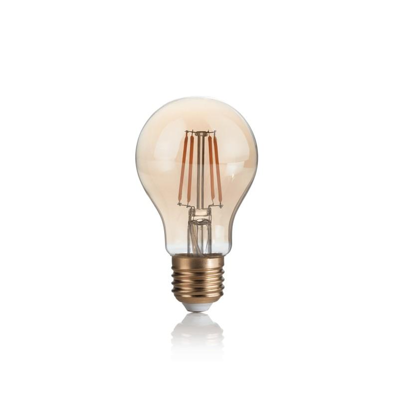 LED Bulb LAMPADINA VINTAGE E27 4W GOCCIA, Ø 6