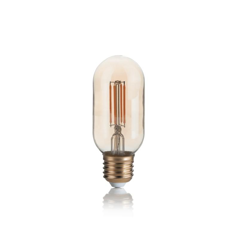 LED Bulb LAMPADINA VINTAGE E27 4W BOMB, Ø 4,5