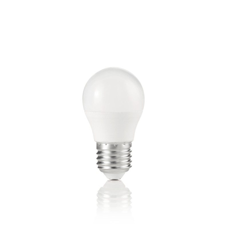 LED Bulb LAMPADINA POWER E27 7W SFERA 3000K, Ø 4,5