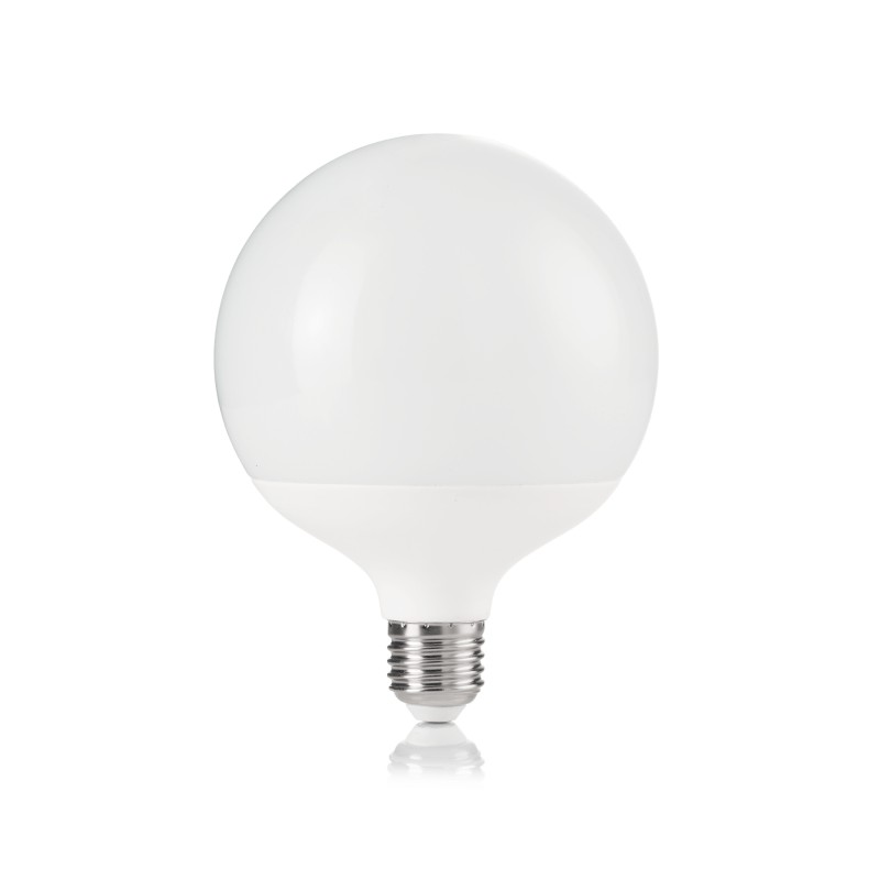LED Bulb E27 POWER 15W GLOBO D125 3000K
