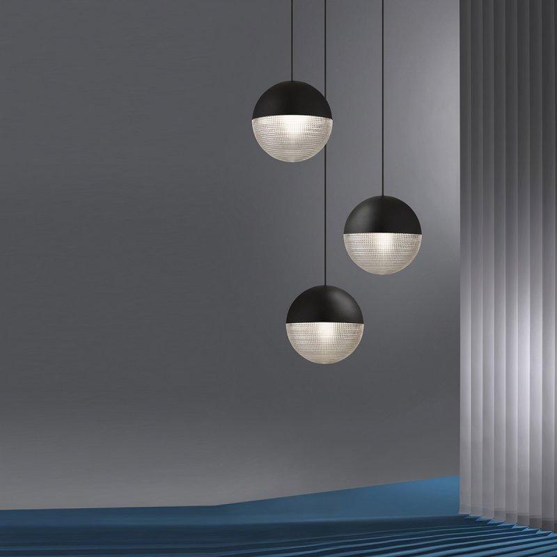 Pendant lamp Disco 30 BL