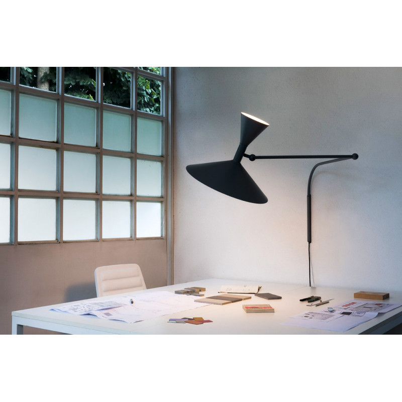 Wall lamp Voilo W1 BL